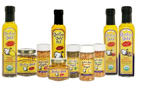 garlic gold oil