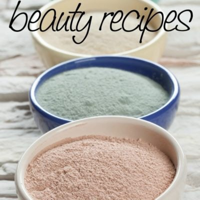 4 Easy DIY Beauty Recipes – Beauty for Cheap