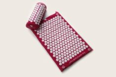 Bed of Nails Acupressure Mat to Help with Ailments