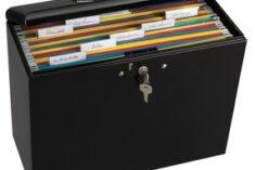 Master Lock Storage Box