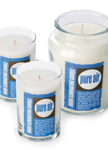 Pure Air Candles by David Oreck Review