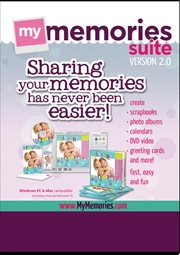 MyMemories Suite Digital Scrapbooking Software Review