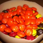 An Edible Candy Dish for a Halloween Craft Project