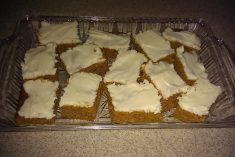 Pumpkin Squares Recipe