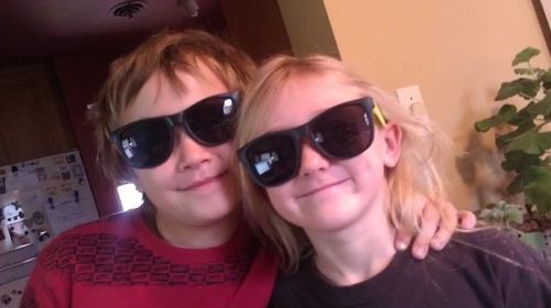 Flatout sunglasses