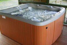 Hot Tub Fail