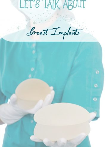 Shall we talk about breast implants?