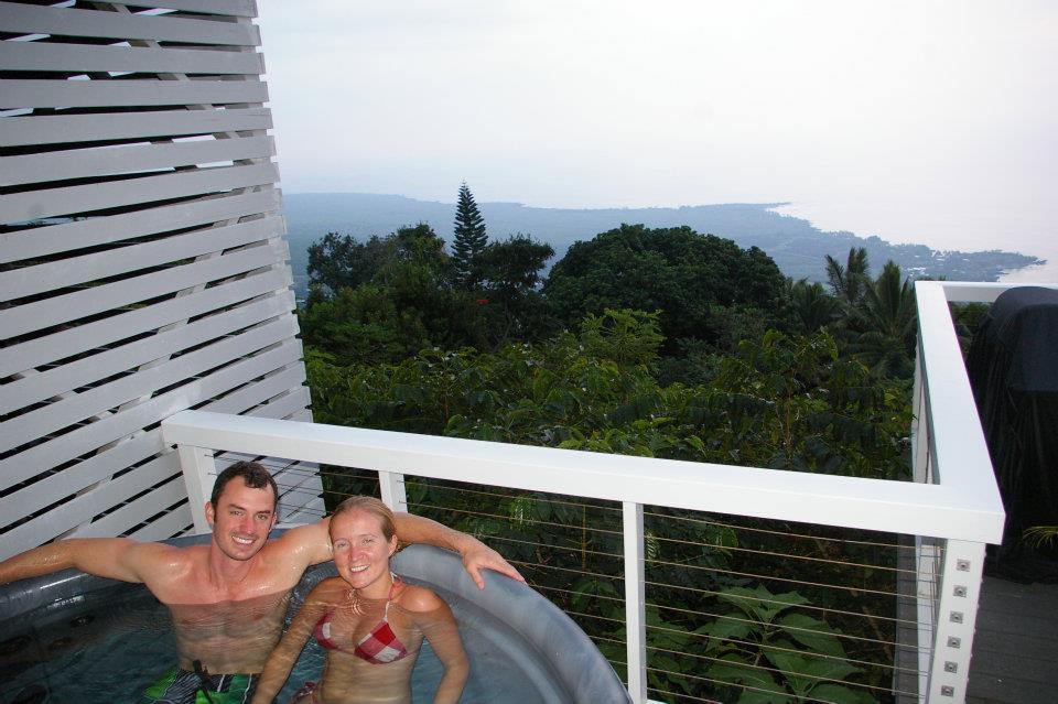 Hawaii Hot Tub