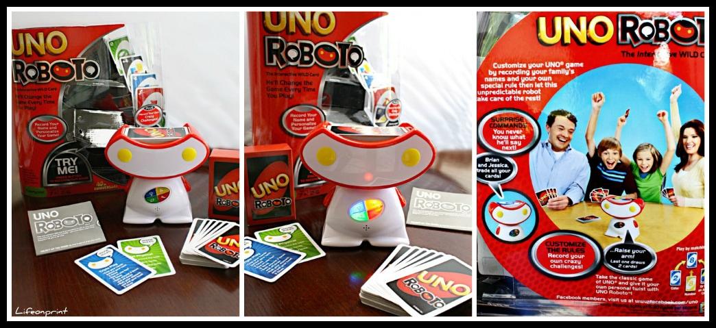 UNO Roboto Review