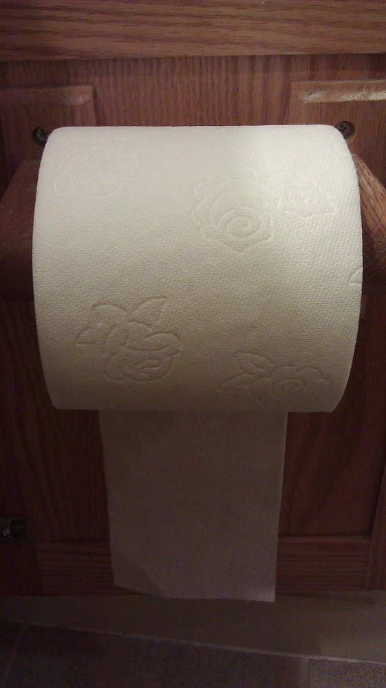 Toilet Paper Peeve