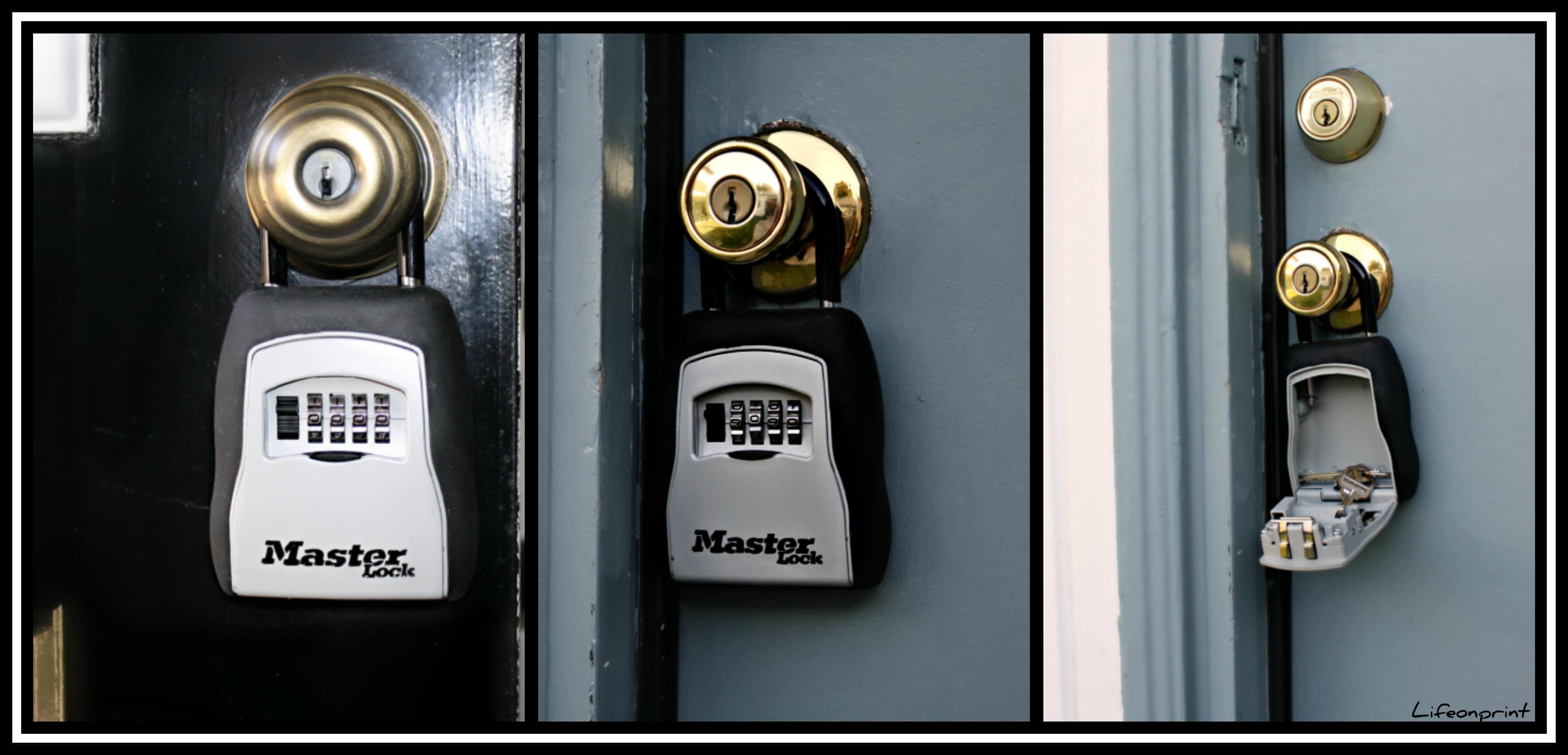 Master Lock Select Access Key Storage Lock Review