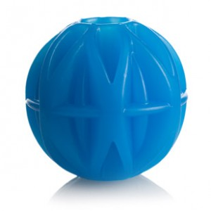 JW Dog Toys Review & Giveaway: Megalast Ball for Strong Chewers