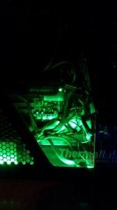 computer lights