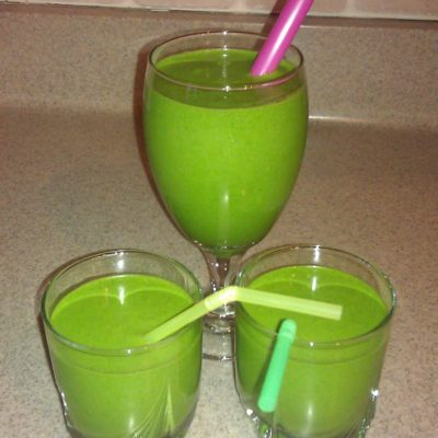 How To Get Your Kids to Eat Spinach – Smoothie Recipe
