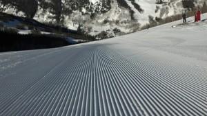 corduroy snow