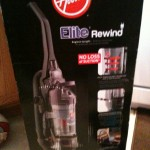 Hoover Elite Rewind Bagless Upright Vacuum Review