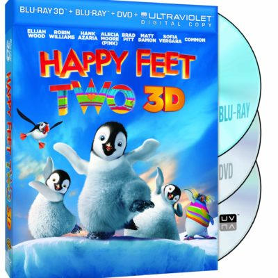 Happy Feet Two App Review