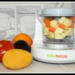 Make your own Baby Food with Baby Brezza Review