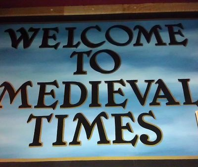 New and Improved Family Fun at Medieval Times