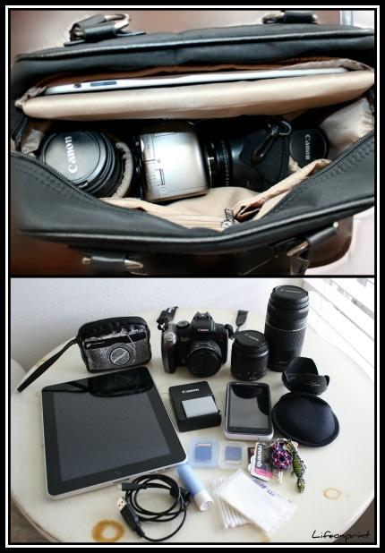 Jill-e Camera Bag