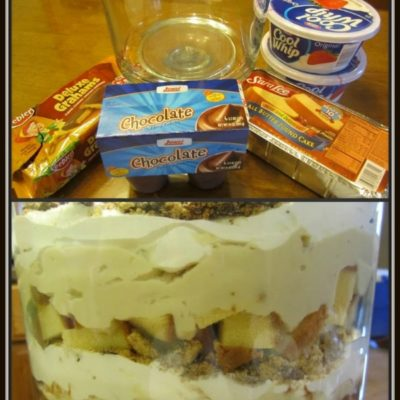 Delicious Triflin' Trifle Dessert Recipe