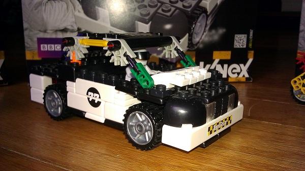 K'Nex Rally Car