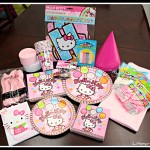 Discount Party Supplies Hello Kitty Deluxe Party Pack Review
