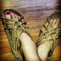rope sandals from Nomadic State of Mind