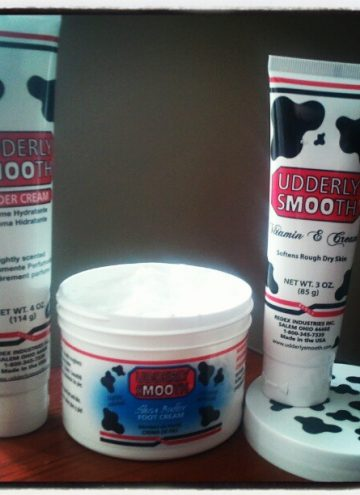 Udderly Smooth Lotions and Body Creams