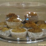 Low carb Hazelnut muffins