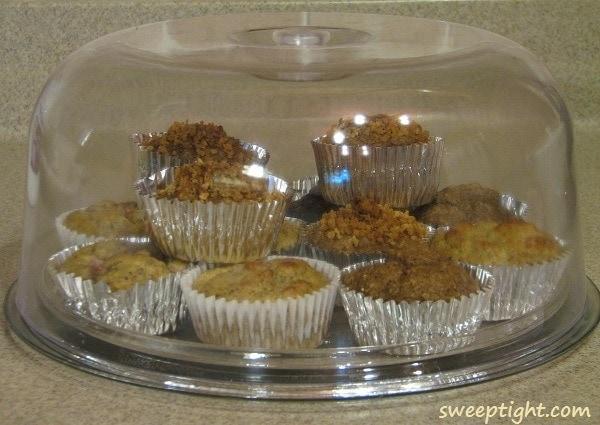 Low carb Hazelnut muffins