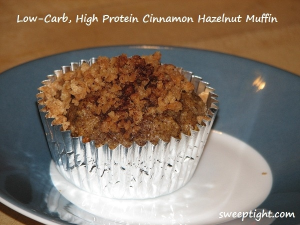 High protein low carb sweet snacks