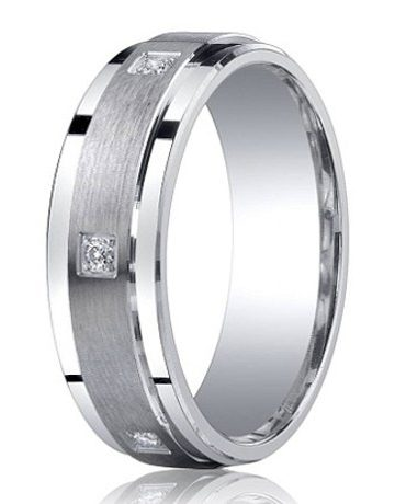 Why to Choose Men's Diamond Wedding Bands