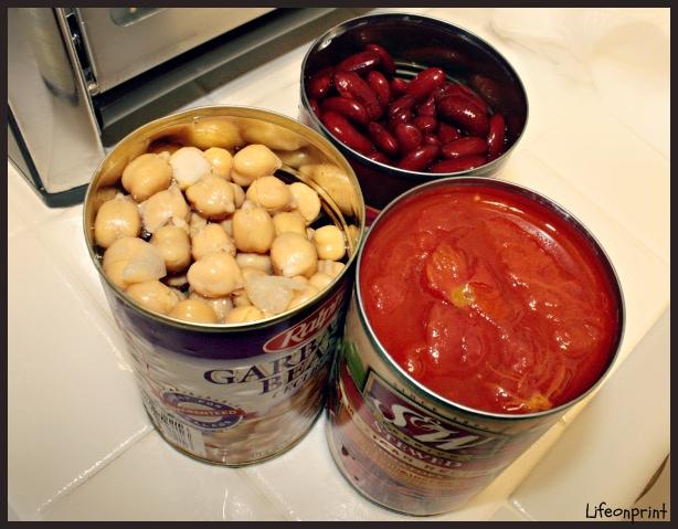 chili recipe quick kidney pasta sauce