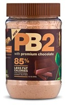 chocolate powdered peanut butter