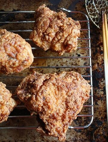 3 Steps to the Best Fried Chicken You've Ever Had