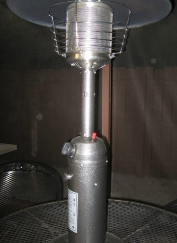 Patio Heater from Pro Home Stores Review