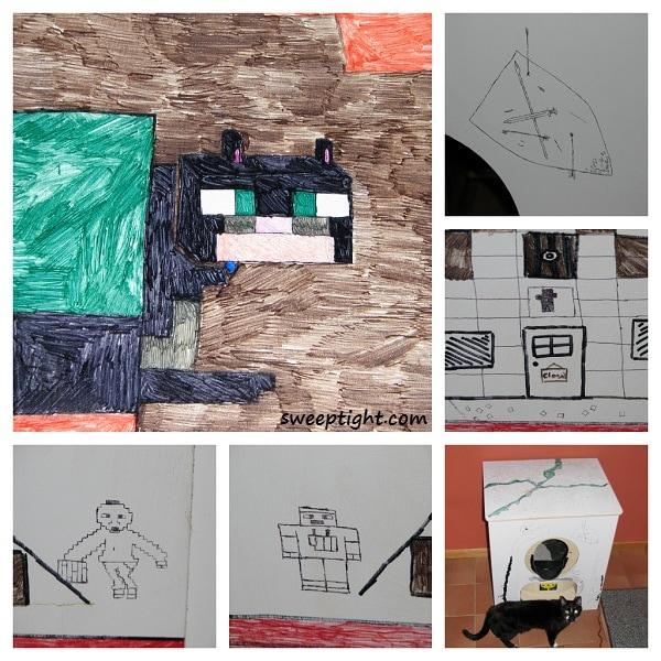 Litter-Robot art