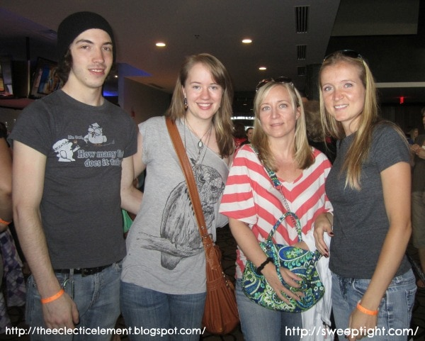 bloggers meet at Brave Screening