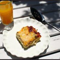 Simple Country breakfast casserole