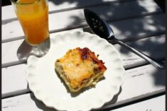 Simple Country breakfast casserole