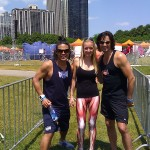 Self Magazine's Workout In the Park – Chicago