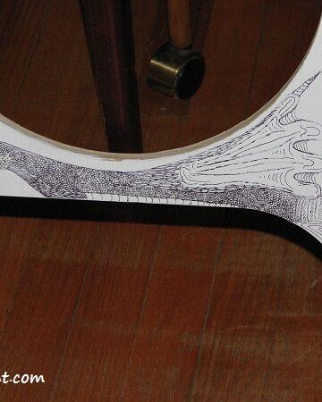 dragon drawing artwork