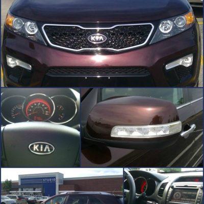 Kia Sorento Midsize SUV 2012 Review