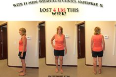 Weight loss event week 11 results Jodi
