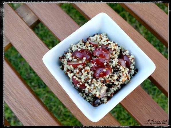 Organic Rainbow Quinoa