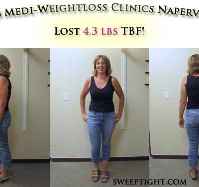 Sweep Tight Biggest Winner Weight Loss Event WEEK 8
