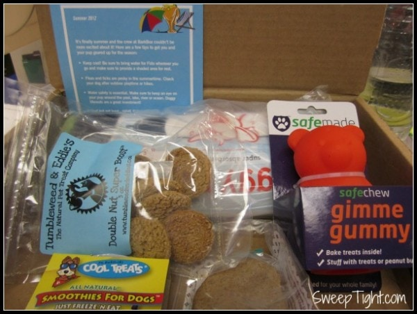barkbox dog treats