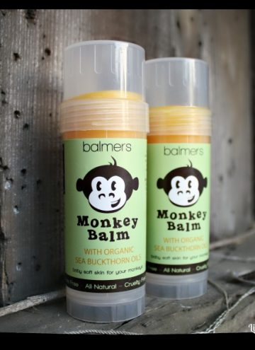 Help Soothe Rashes with Monkey Balm