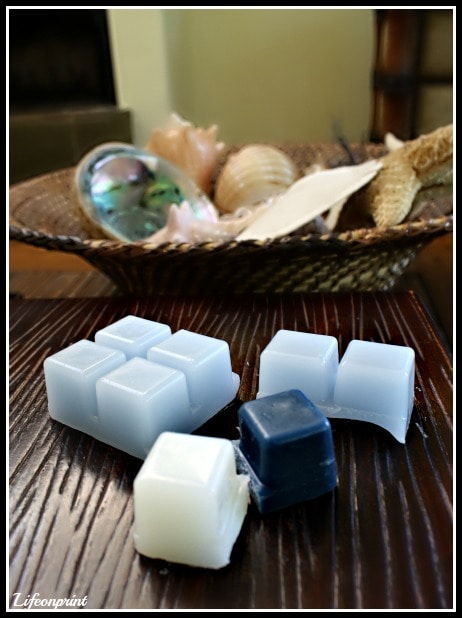 fragrance cubes